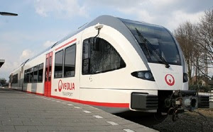 Veolia train image