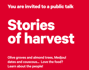 stories of harvest